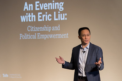 Eric Liu Visits Rivers