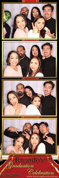 Ricardo's Grad Party 2.16.19