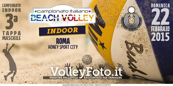 Roma 3ª tappa Maschile - Dom.22.02.2015