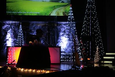Baby Dedication & Kids Choir December 2012