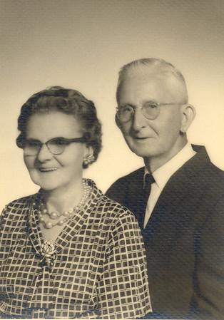 1950's Doggett-Parnell Family