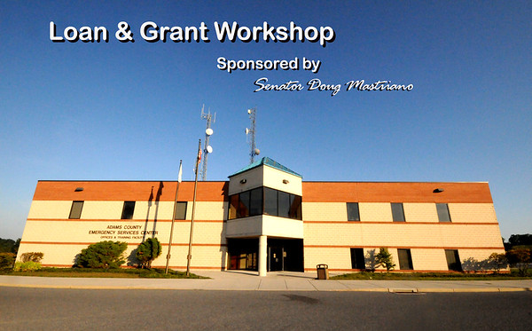 Senator Mastriano Grant Workshop