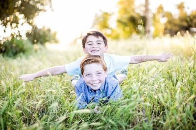 San Diego Sibling Portraits - Spring San Diego Photographs 2020