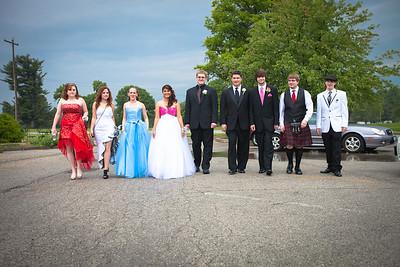 Edwardsville Prom 2012