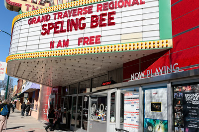 Grand Traverse Regional Spelling Bee