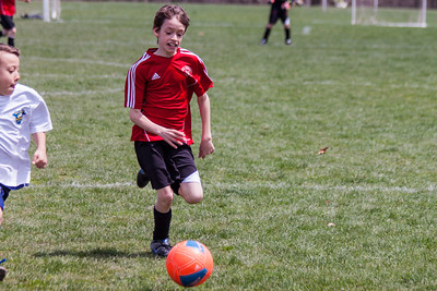 U9/U10 soccer 2014