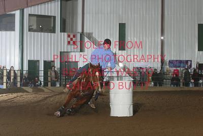 fri open 2nd barrel