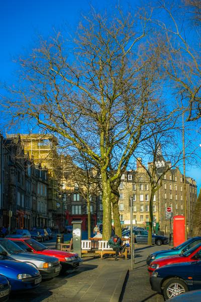 Grassmarket & Victoria Street