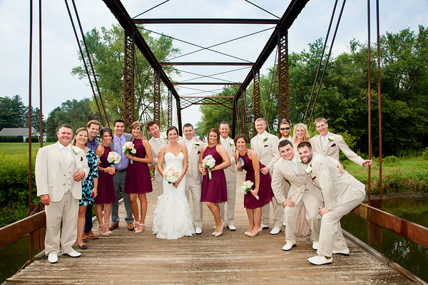 Stacy - Wedding Party