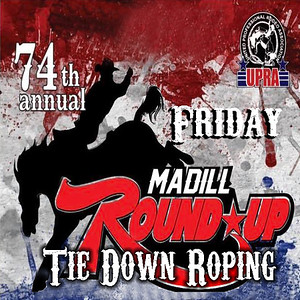 Madill Friday Night Tie Down Roping