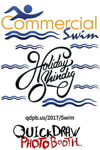 Commercial Swim Holiday Shindig