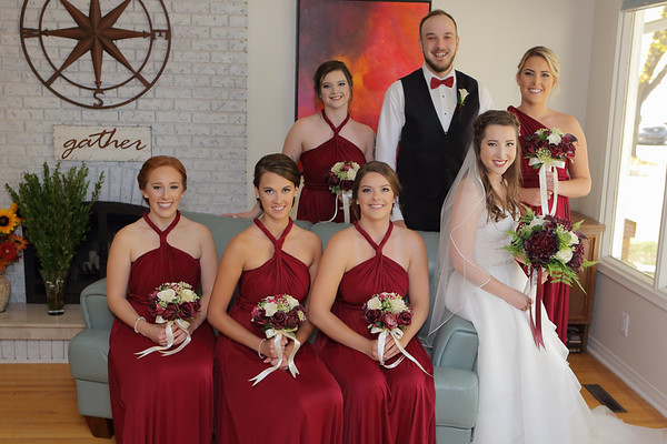 Emily & Mitch  Wedding Selects