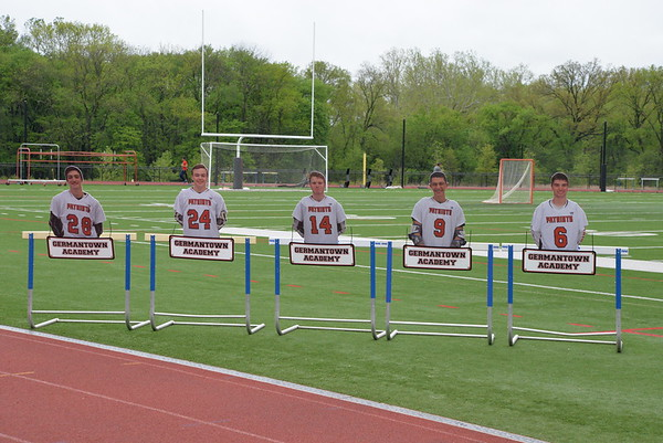 Boys' Lacrosse: GA vs Episcopal Academy II (senior day)