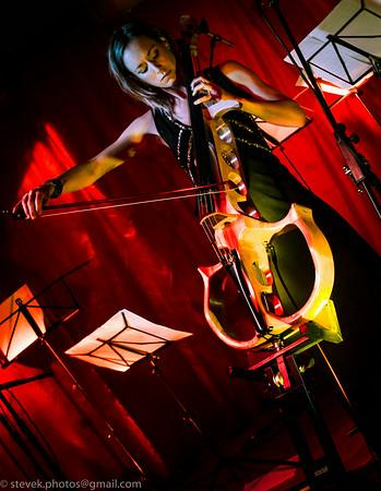 Jo Quail - Caldera Album Launch
