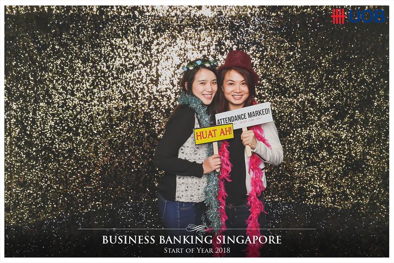 UOB Business Banking Singapore | © www.SRSLYPhotobooth.sg
