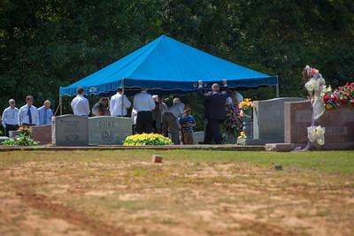 Rebeca Click Funeral