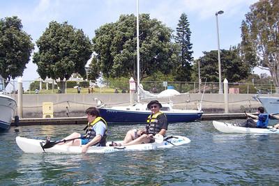 Kayaking 4-27-08