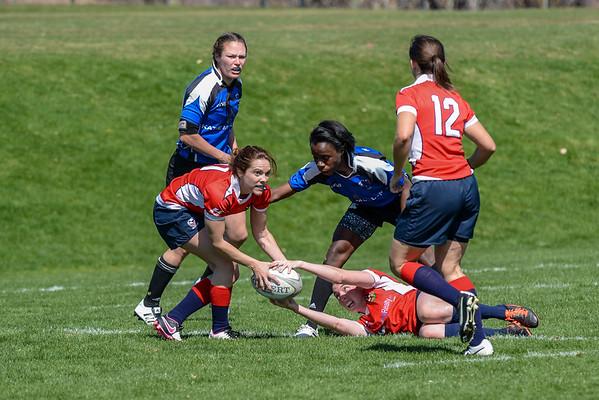 Boulder Babes Rugby