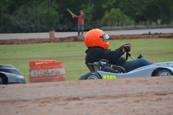 2018 Deep South Raceway Kart Racing