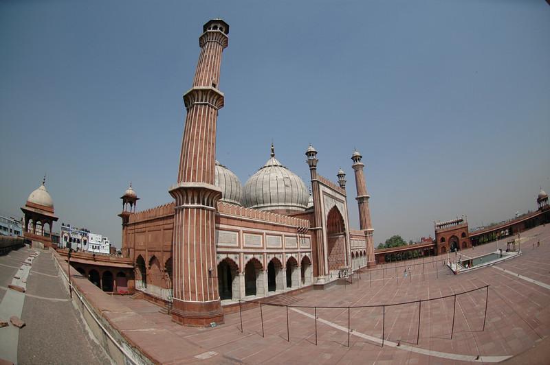 Delhi: Jama Masjid Mosque