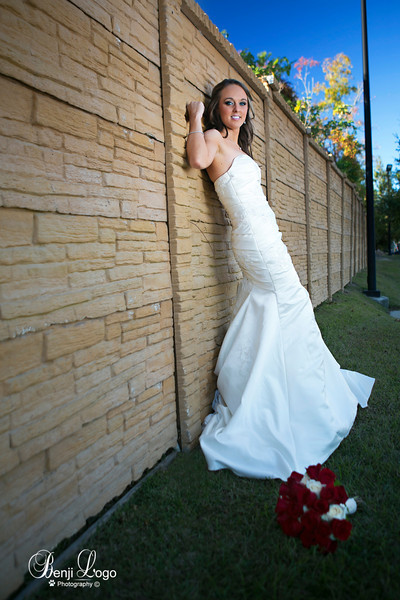 Alissa Wedding Bridal Photos