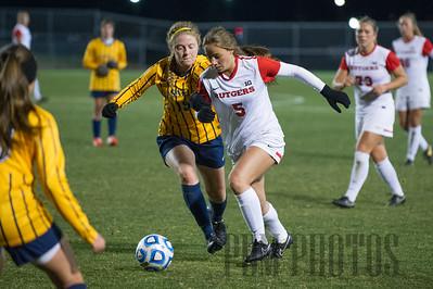 NCAA Tournament - Rutgers Women v LaSalle 11-14-2014