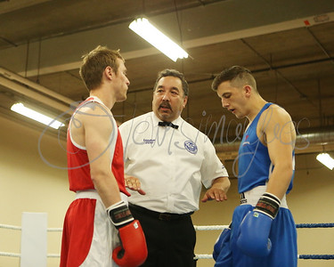David Gauthier(Can) vs Zack Davies(Wales)