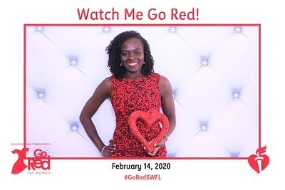 AHA Go Red for Women 2020