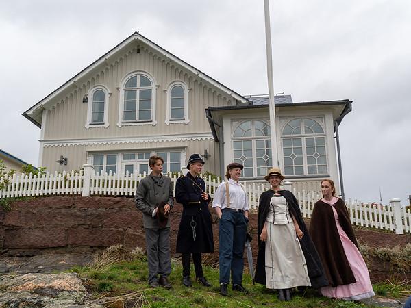 Marstrand sekelskiftesdagarna 2019