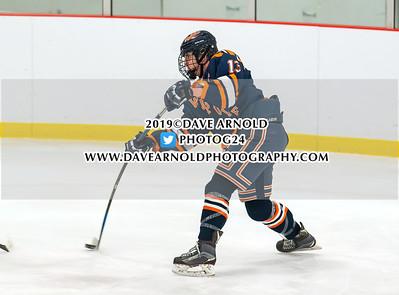 1/2/2020 - Boys Varsity Hockey - Walpole vs Wellesley