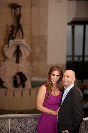 Jennifer and David Engagement Session