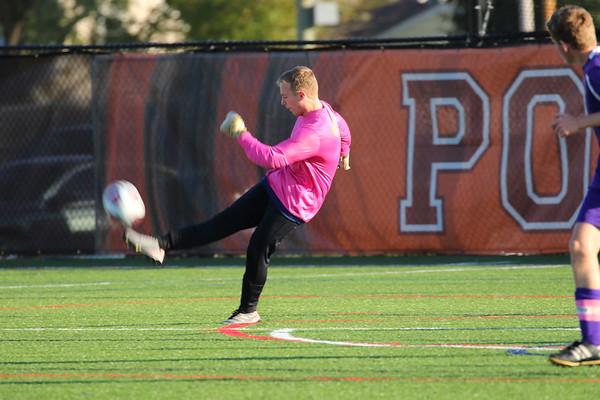 Soccer Boys Regional vs Hackett - KCHS 10/23/19