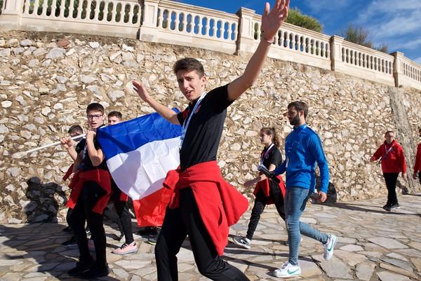 Eurockey U15 Opening Ceremony '18