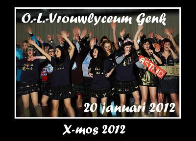 X-mos @ OLV Genk  20/01/12