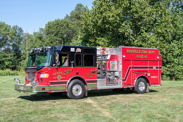 Denville NJ Fire Dept