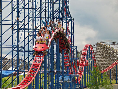 Superman - Ride of Steel