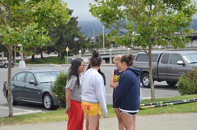 Berkeley High Crew - New Rowers Camp