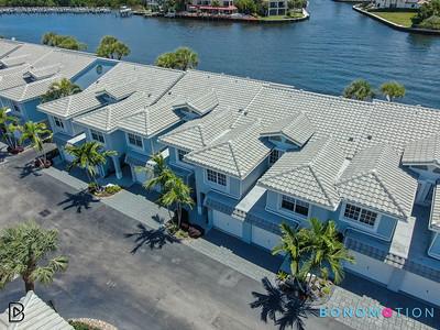 Boca Townhouse - Aerial Photos