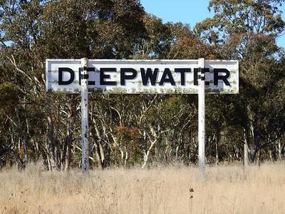 Deepwater Railway Station, NSW