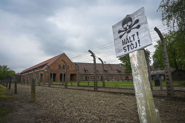 Day 4 - Auschwitz concentration camp