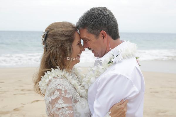 Caroline & Mark