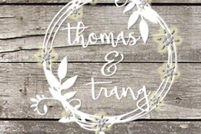 Thomas & Trang 12/17/16