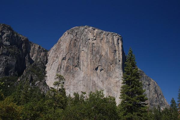Yosemite Nat'l Park - El Capitan