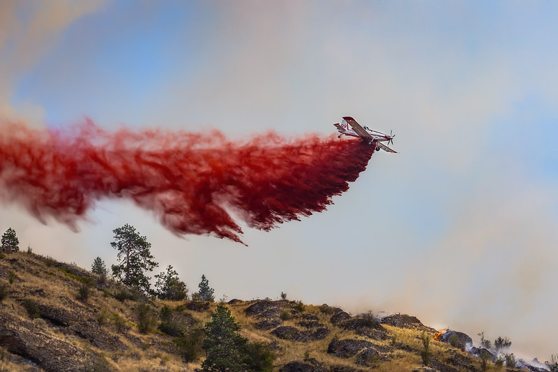 Mt. Boucherie fire by Ronald Mullins.jpg