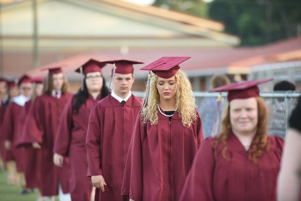 BHS Graduation 2016