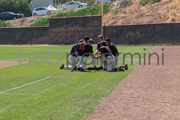 Oxy Baseball vs Pomona 4-1-16