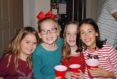 Edgewood Santa Party 2015