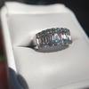 2.25ctw 3-row Diamond Band 13