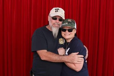 Photo Booth Park Pavilion