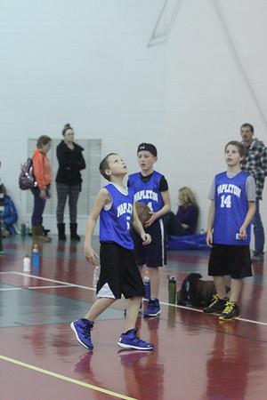 5th Grade YMCA vs Loudonville